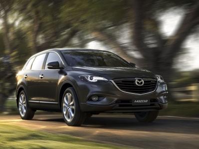 El Mazda CX-9 2013 debutará en el Salón de Sydney