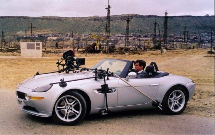 Los Coches De James Bond V Bmw Z8 1999 Motor Es