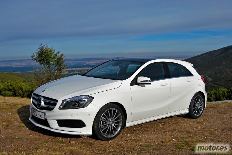 Conducimos El Nuevo Mercedes Clase A En Su Presentaci 243 N