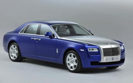 Rolls-Royce Ghost MY2013: ligeros retoques para el pequeño de la familia