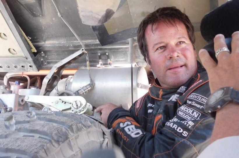 Robby Gordon Vuelve Para Dar Guerra Con El Hummer Motor Es