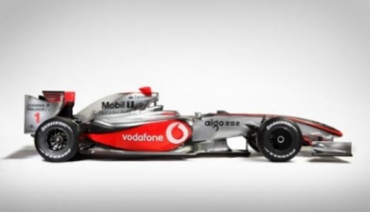 nuevo coche mclaren f1