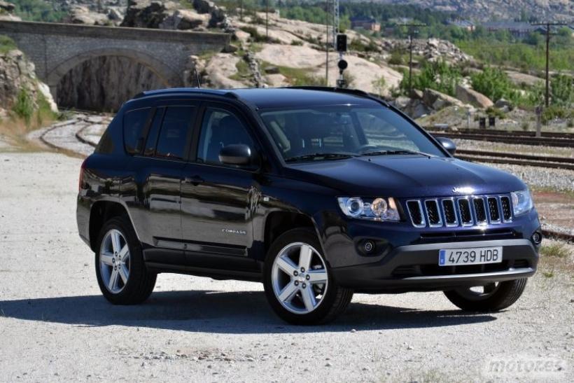 jeep compass 2 2 crd limited 4x4 163 cv  un tipo duro en la ciudad