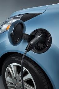 Receptáculo integrado de carga en Chevrolet Spark EV