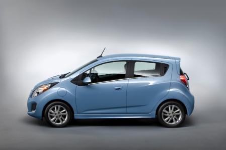 Chevrolet Spark EV, el nuevo urbano 100% electrico