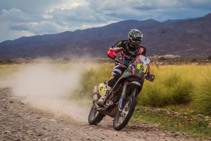 Rally Dakar 2013 Joan Barreda Husqvarna