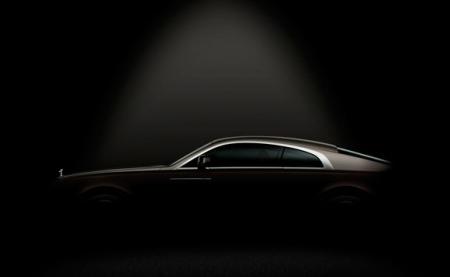 Rolls Royce Wraith, se difunde el primer boceto