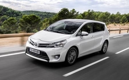 Toyota Verso 2013, segunda juventud