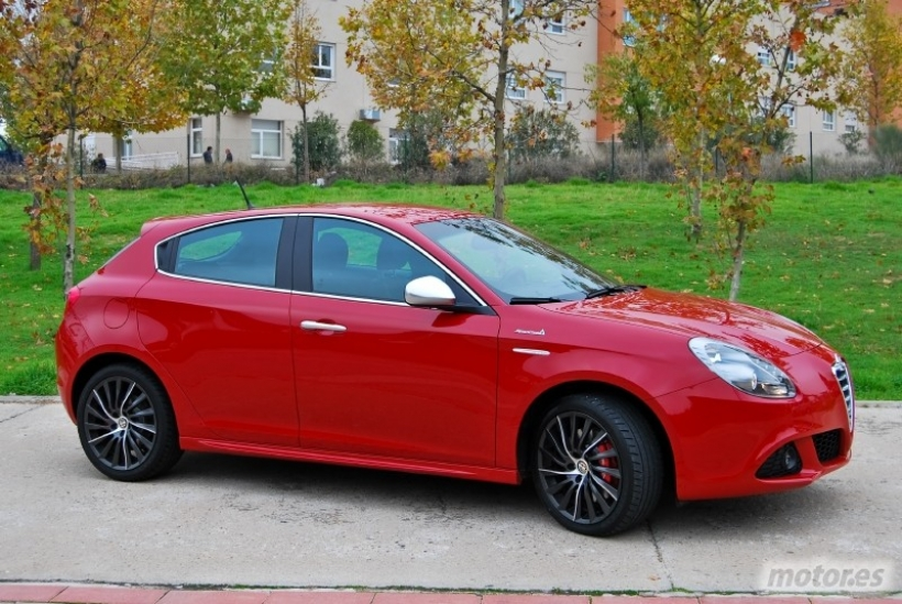 Test Drive Prueba Alfa Romeo Giulietta Jtdm Sportiva