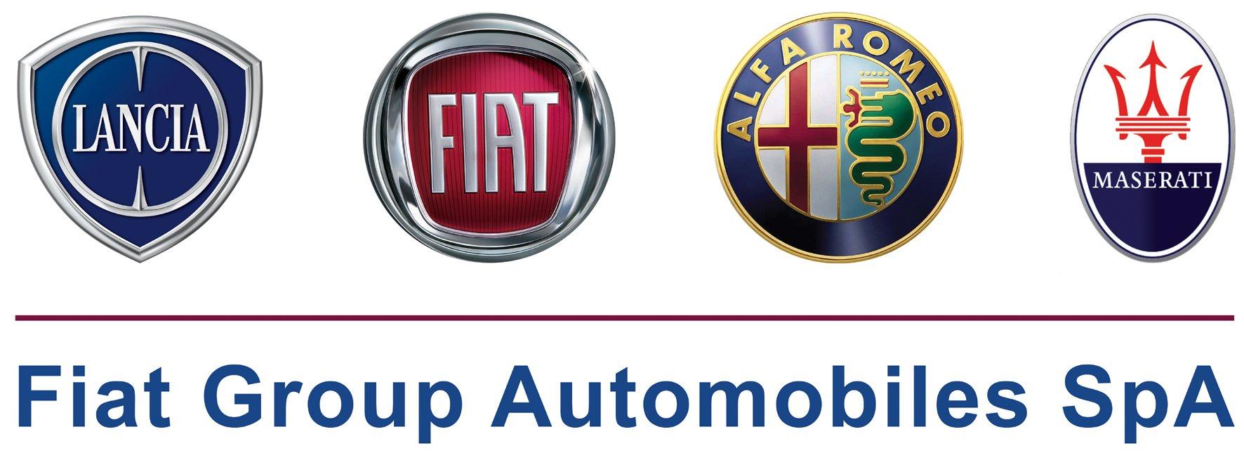 Fiat Group Logo - edandca