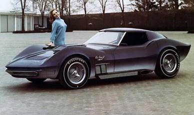Especial Historia Chevrolet Corvette C3 Stingray 1968 1982