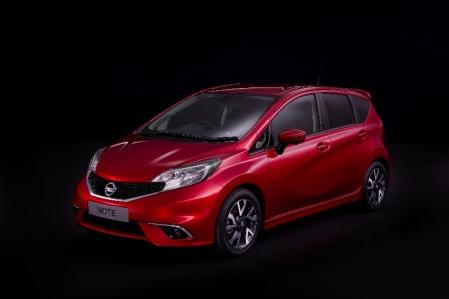 Nuevo Nissan Note: Imágenes y datos oficiales