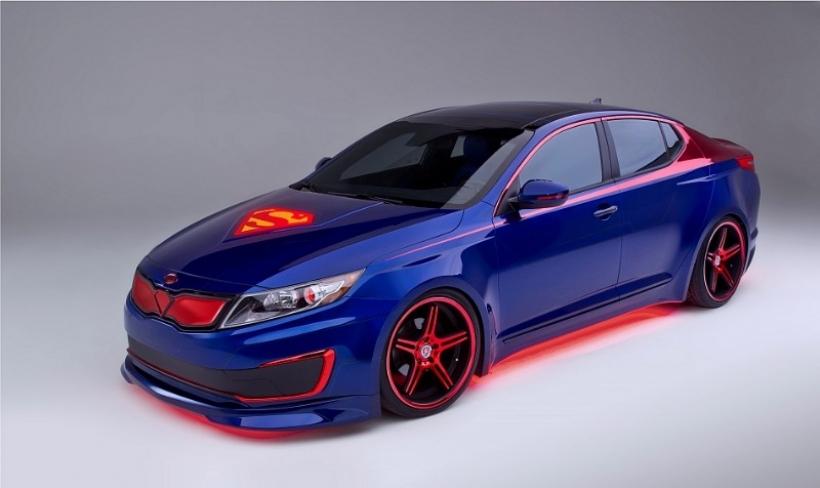superm n ya tiene coche kia optima hybrid. Black Bedroom Furniture Sets. Home Design Ideas