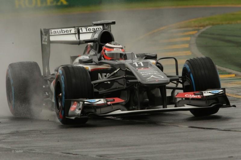 sauber f1 2013 australia