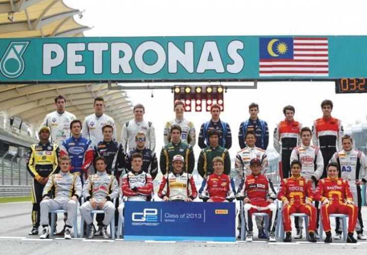GP2 Series gp malasia 2013