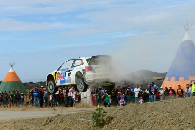 Rally México 2013: Ogier gana volando. Dani Sordo, cuarto ...