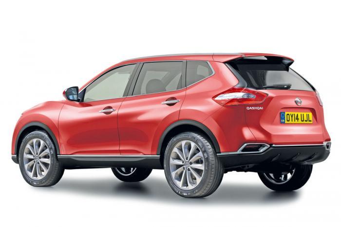 New Nissan Qashqai 2014