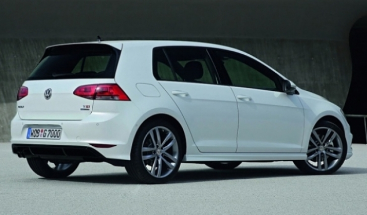 volkswagen golf r line con precios confirmados. Black Bedroom Furniture Sets. Home Design Ideas