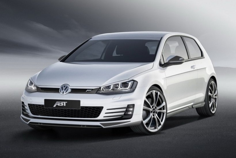 volkswagen golf vii gtd por abt m s potencia y. Black Bedroom Furniture Sets. Home Design Ideas