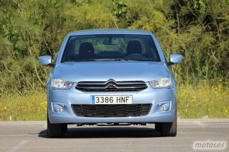 Citroën C-Elysée. Un coche low-cost... o no tanto