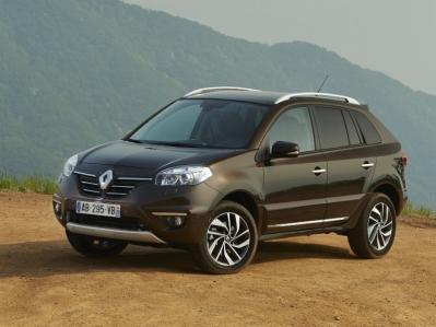 El Renault Koleos recibe un nuevo lavado de cara