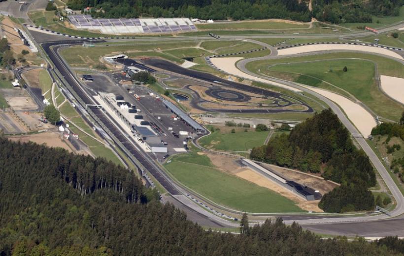 Circuito Formula 1 Austria : Red bull anuncia la vuelta de f a austria el próximo
