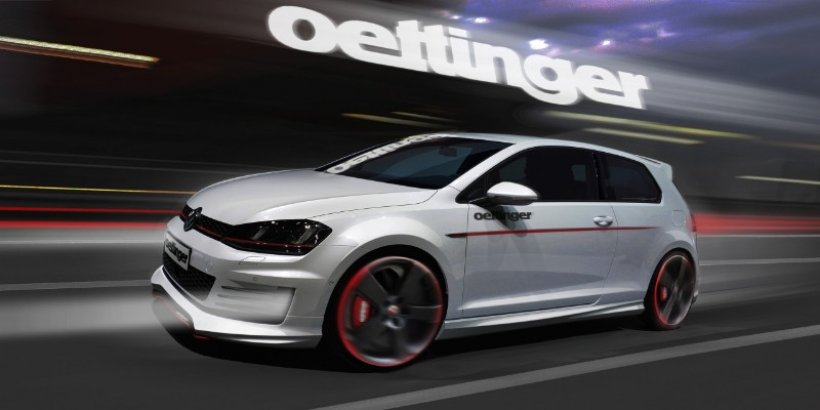 oettinger volkswagen golf vii gti hasta 350 cv. Black Bedroom Furniture Sets. Home Design Ideas