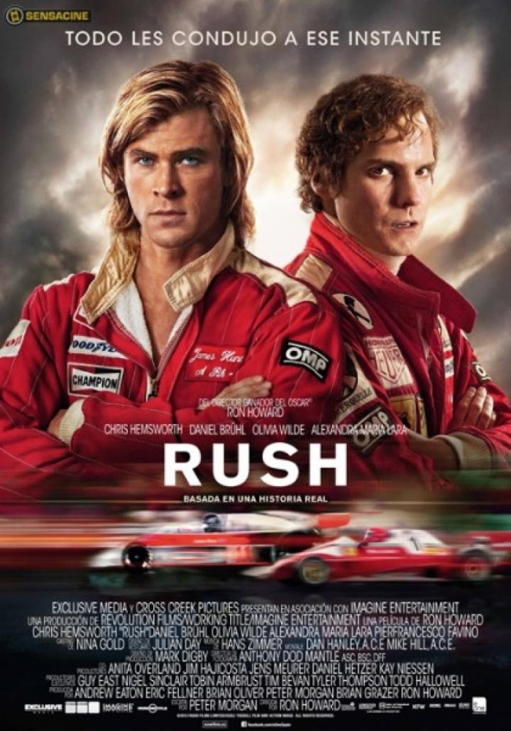 """Post - """"Rush""""-  biopic de Niki Lauda dirigido por Ron Howard  Cine-rush-poster-final-de-la-pelicula-sobre-el-mundo-de-la-formula-1-201314077_1"""