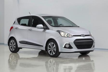 Hyundai i10 2014, más grande y capaz
