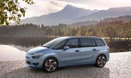 Citroën Grand C4 Picasso, precios y equipamiento