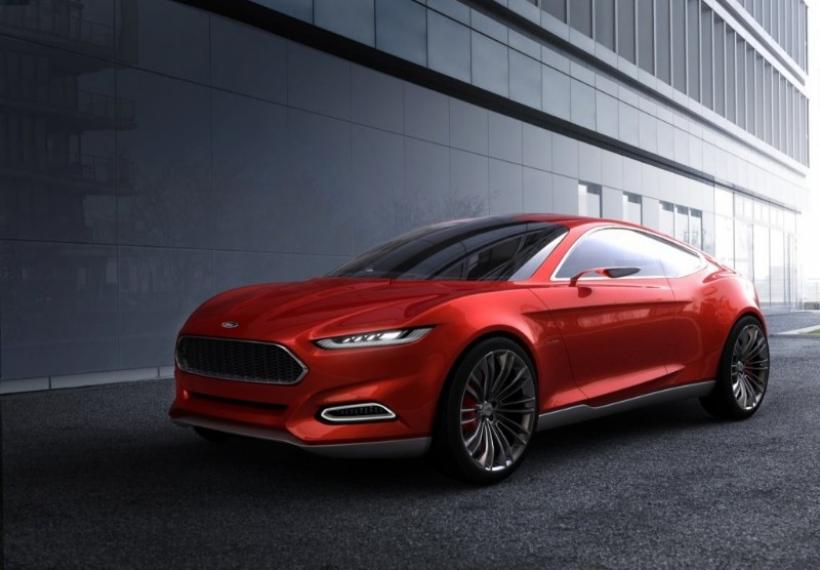 Ford Mustang 2015: prototipos cazados en video