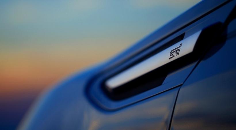 Subaru BRZ STI, primeras imágenes