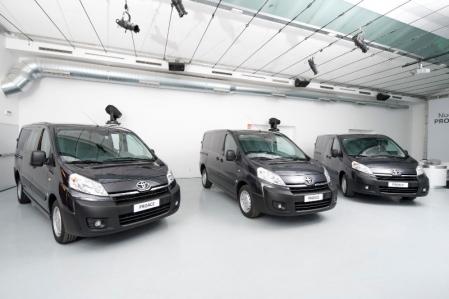 Toyota ProAce, una nueva furgoneta ya a la venta