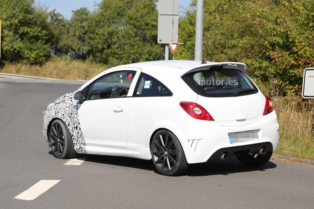 Opel corsa opc segunda mano