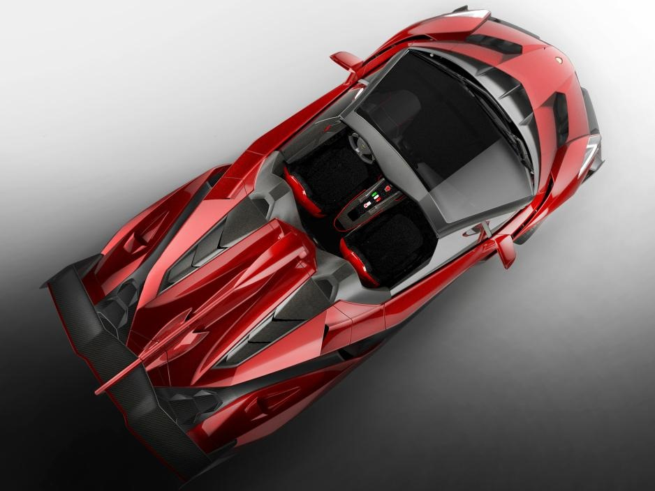 Lamborghini Veneno Roadster Cuatro Millones De Euros En