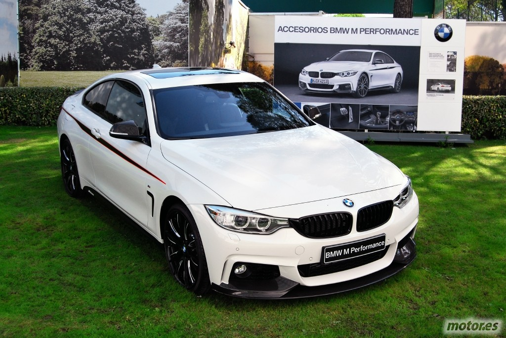 Accesorios bmw m performance para el bmw serie 4 coup for M and m motors