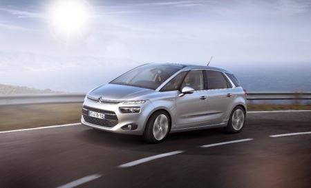 Citroën C4 Picasso y Grand C4 Picasso suman el motor BlueHDi 150