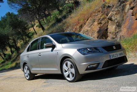 Seat Toledo 1.6 TDI 105 CV (I): Introducción y gama en España