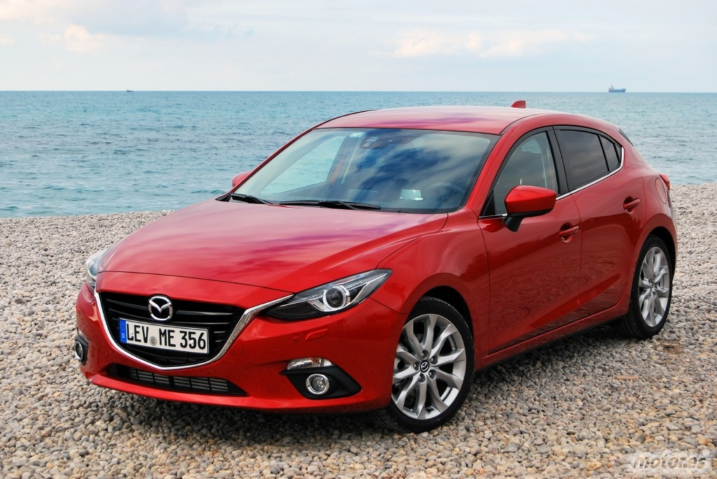 Prueba: Mazda3 2014, presentación (IV): precios y conclusiones