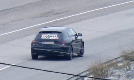 Mercedes CLA Shooting Brake, primeras imágenes