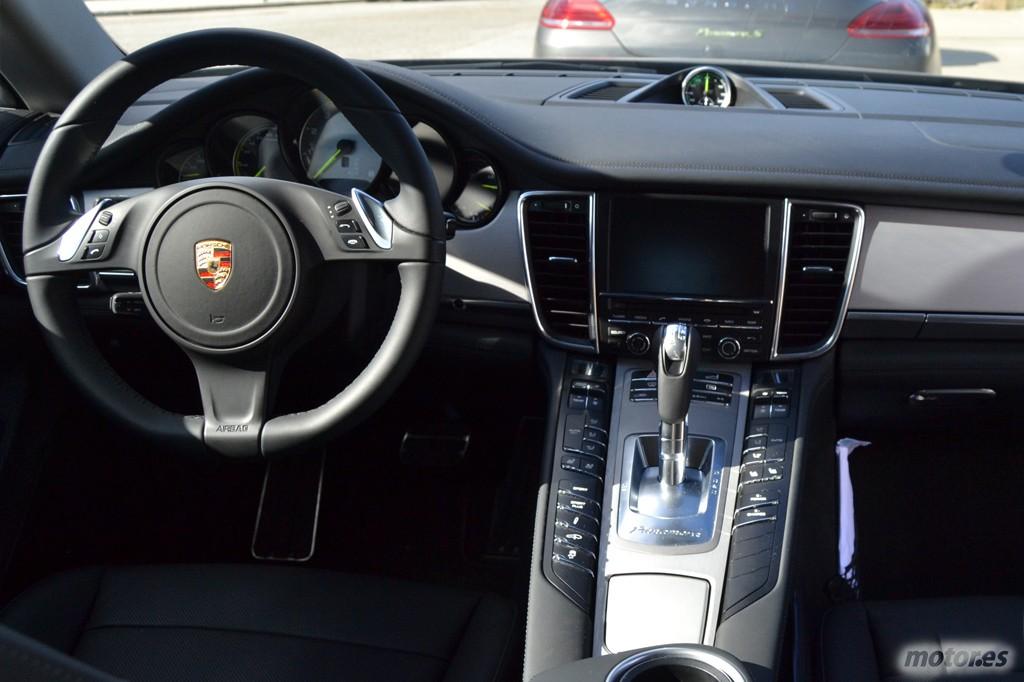 Porsche Panamera S E Hybrid I Introducci N Exterior E