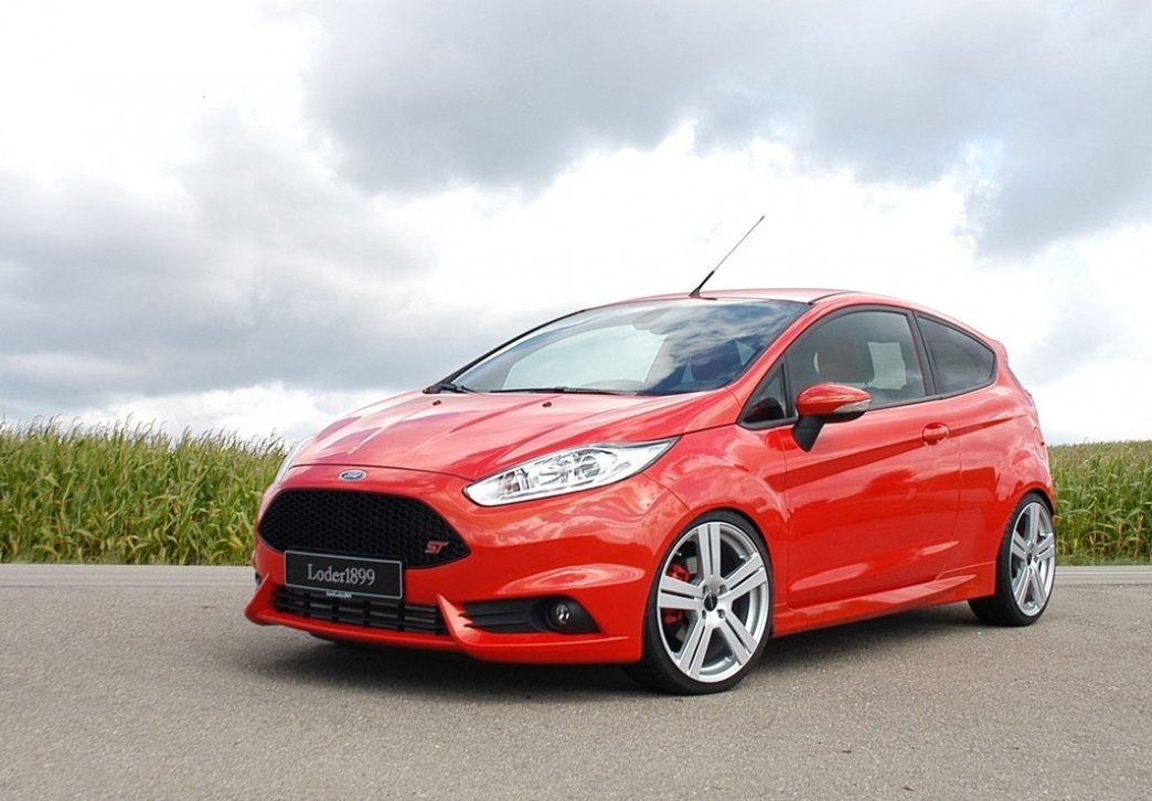 ford fiesta st 235 cv gracias a loder1899. Black Bedroom Furniture Sets. Home Design Ideas