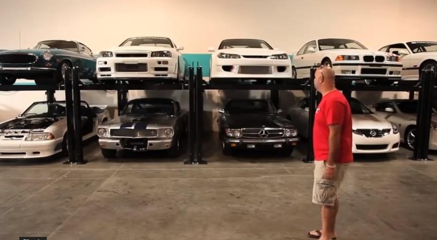 La impresionante colección de coches de Paul Walker y Roger Rodas, en vídeo