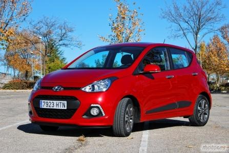 Hyundai i10 (I): introducción y gama en España