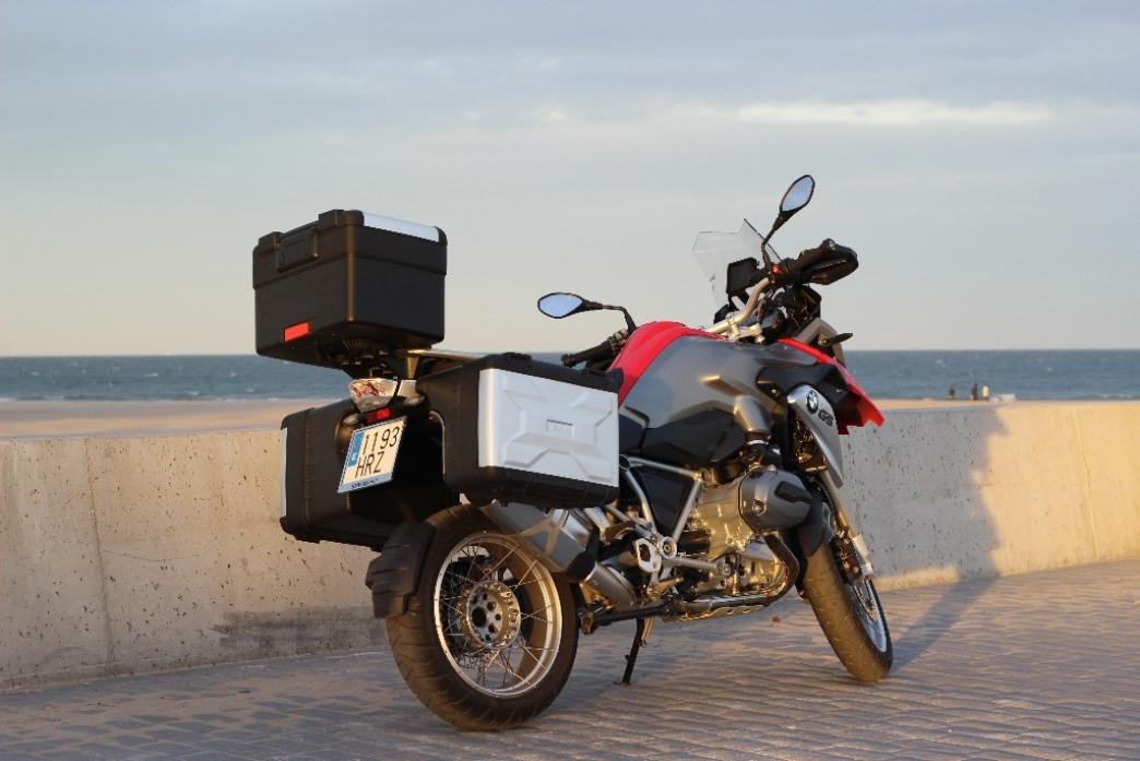 #SegundaMoto: Consejos ante viajes de larga duración... en moto