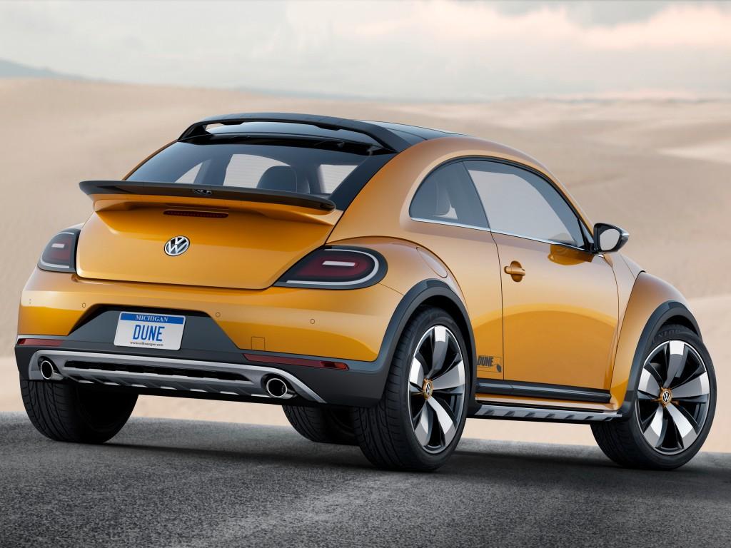 2021 Vw Beetle Dune Redesign