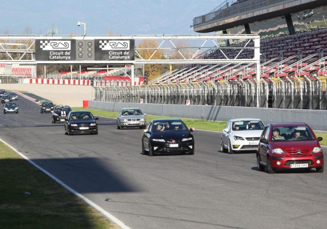 Circuito Montmelo : Tandas en montmeló ahora más baratas motor.es