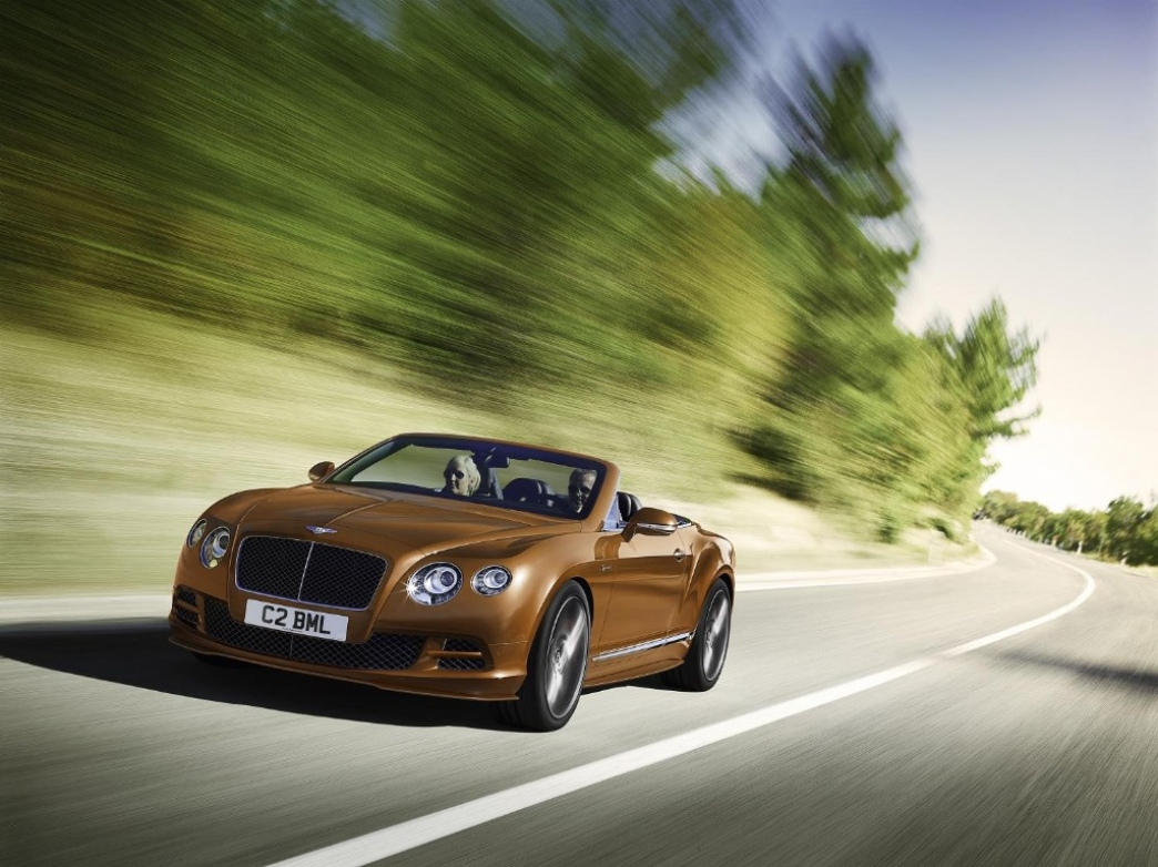 bentley continental gt speed 2015  el coche m u00e1s r u00e1pido de