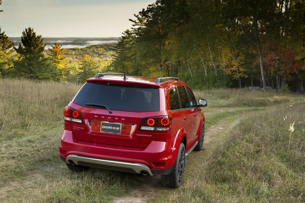 2016 Dodge Journey >> Dodge Journey Crossroad