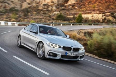 Nuevas fotos oficiales del BMW Serie 4 Gran Coupé
